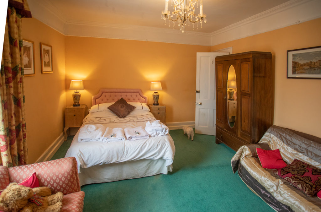Bed & Breakfast Accommodation 1