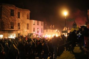 Robertsbridge Bonfire 1